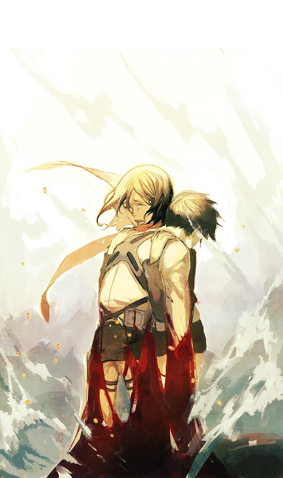 Attack On Titan Mobile Wallpaper 1630528 Zerochan Anime Image Board
