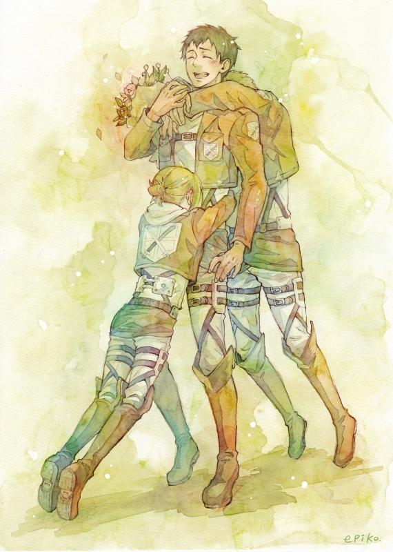 Attack On Titan Mobile Wallpaper 1649933 Zerochan Anime Image Board