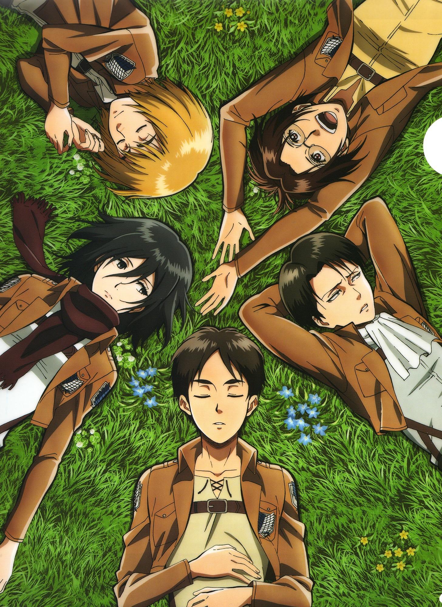 Attack On Titan Mobile Wallpaper 1674165 Zerochan Anime Image Board