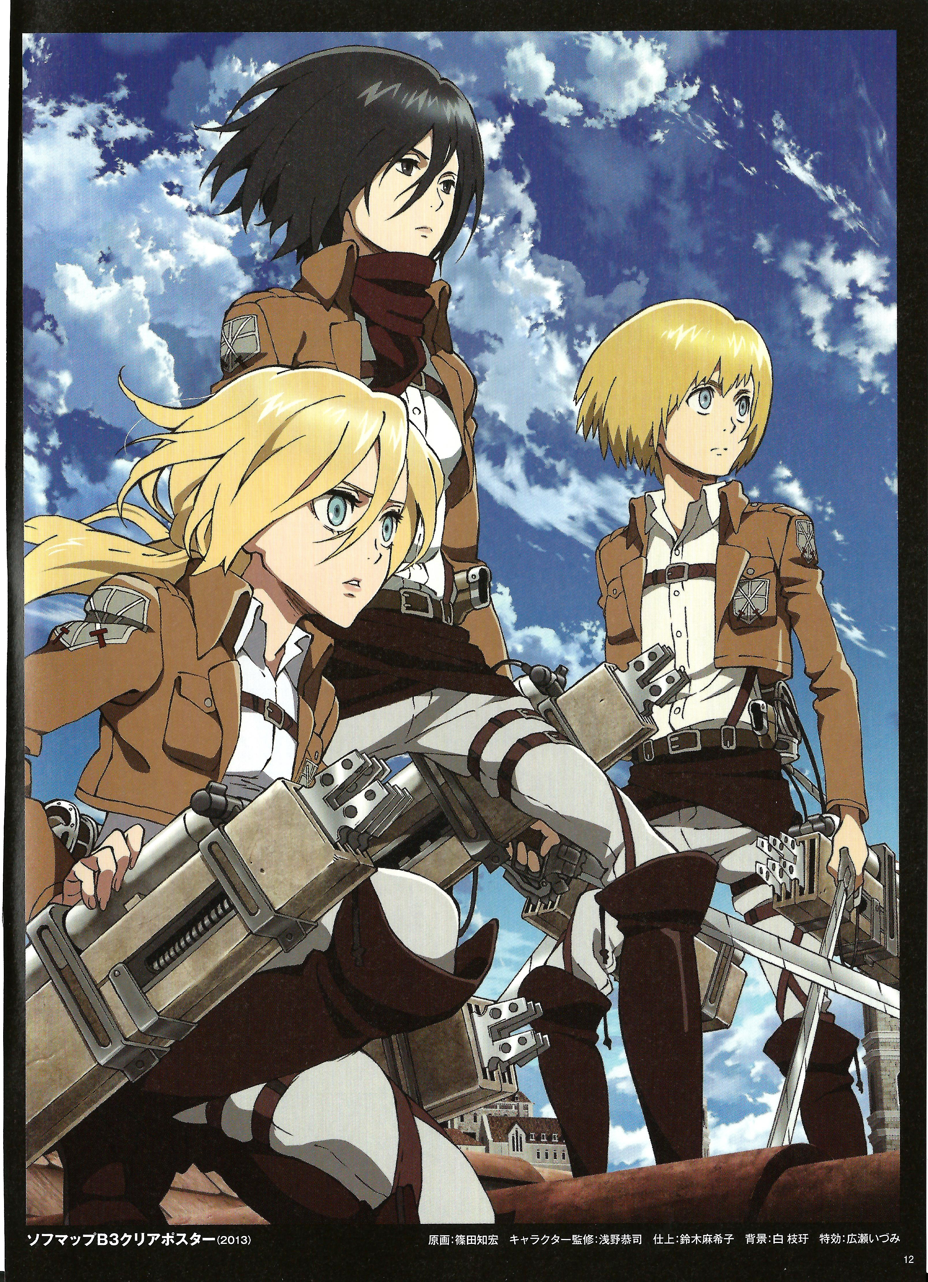 attack on titan mobile wallpaper 1689903 zerochan anime
