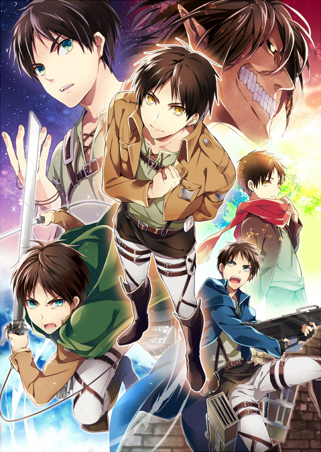 Attack On Titan Mobile Wallpaper 1700260 Zerochan Anime Image Board