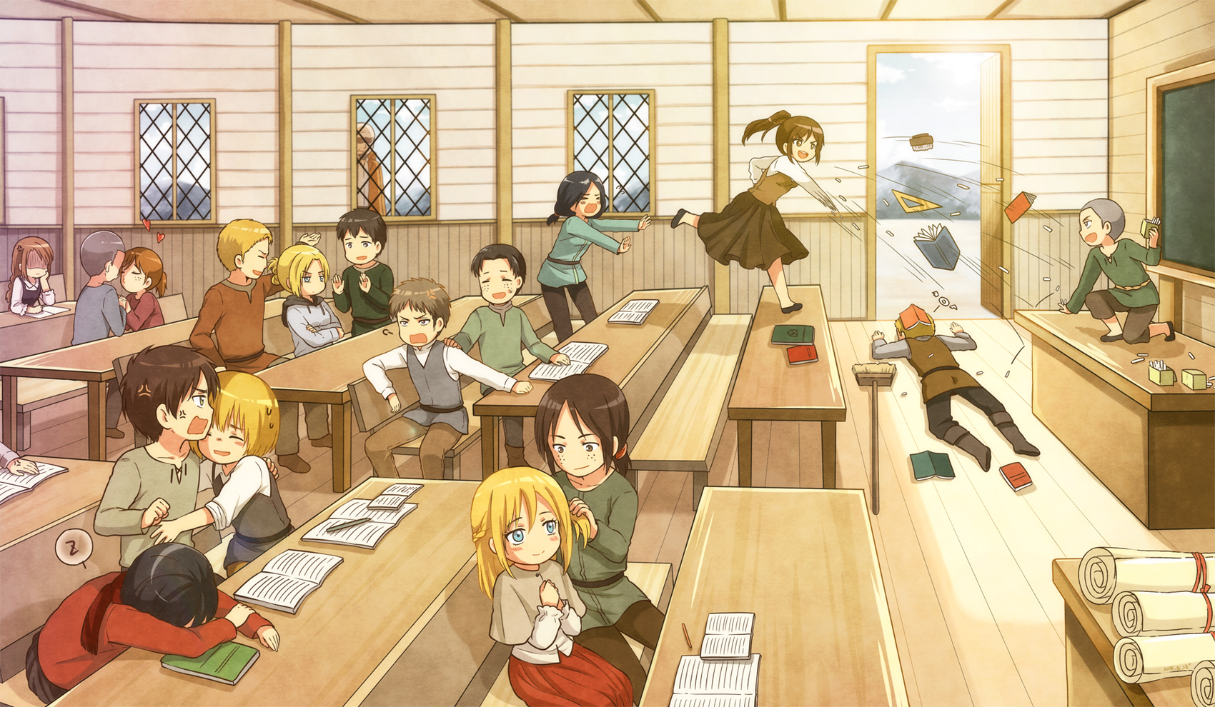 Franz Shingeki No Kyojin Attack On Titan Zerochan Anime Image Board