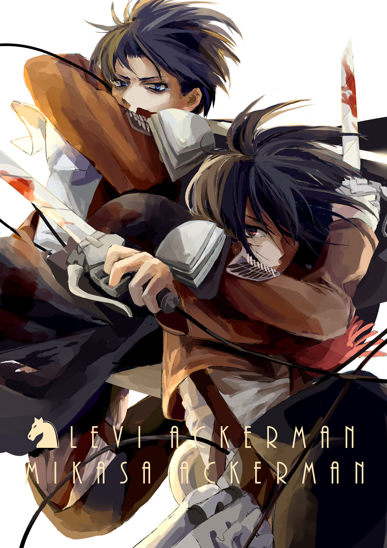 Attack On Titan Mobile Wallpaper 1713862 Zerochan Anime Image Board