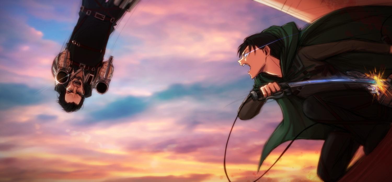 kenny ackerman attack on titan zerochan anime image board