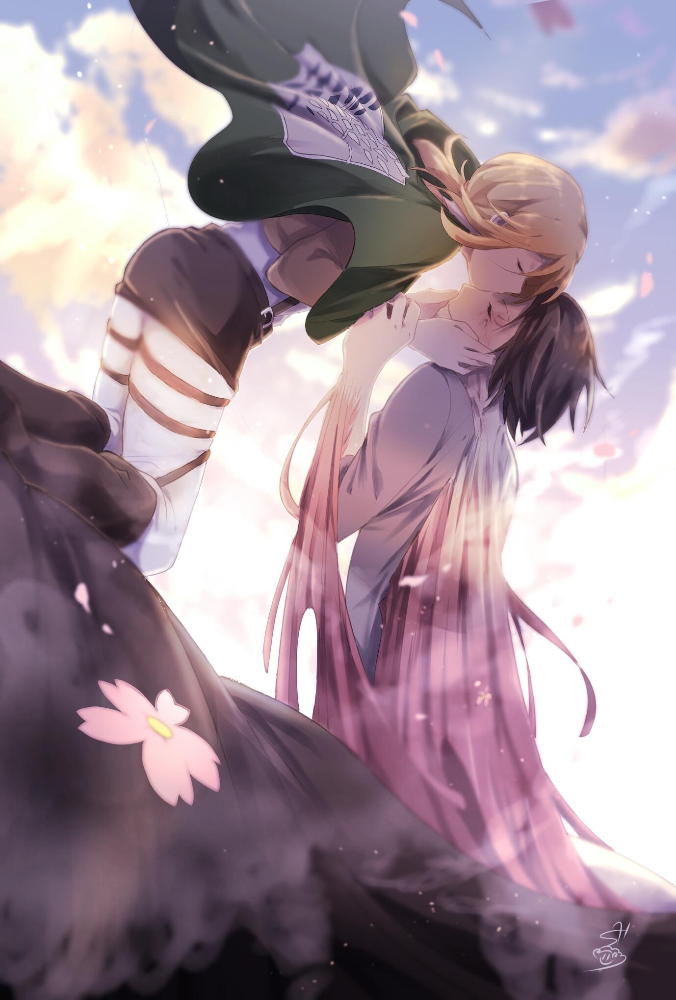 Attack On Titan Mobile Wallpaper 2108604 Zerochan Anime Image Board