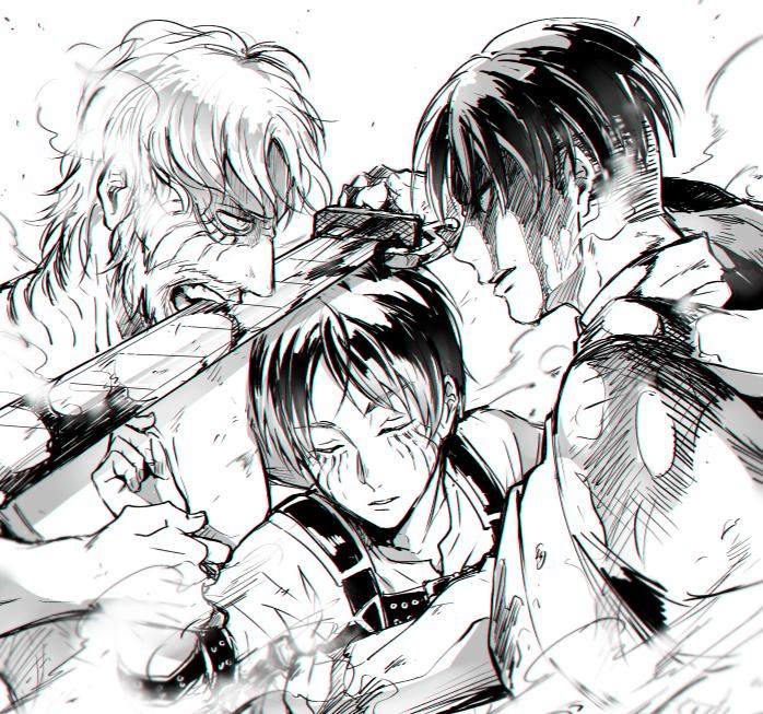 Zeke Yeager Attack On Titan Zerochan Anime Image Board