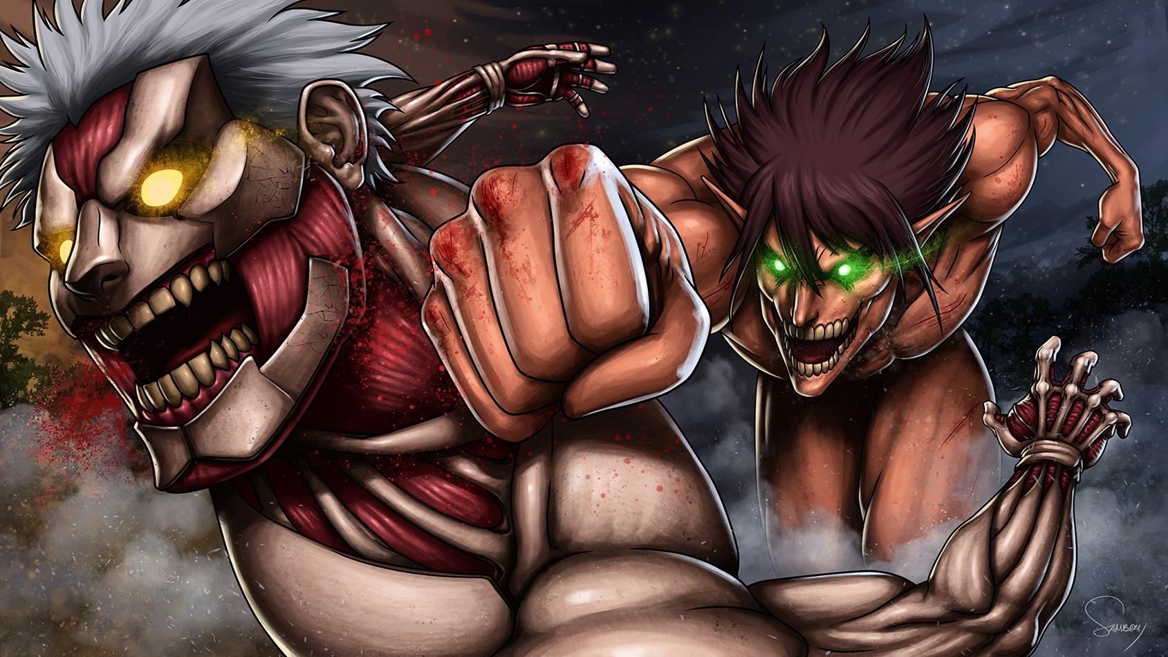 Attack on Titan Image #2355006 - Zerochan Anime Image Board