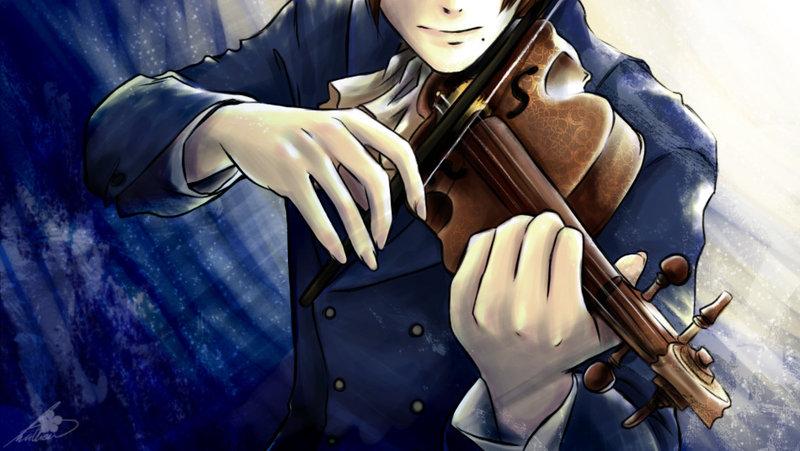 Violin Male Solo Page 2 Zerochan Anime Image Board