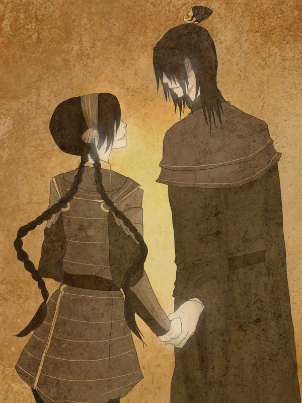 Tags anime lengtu avatar the last airbender zuko toph bei fong