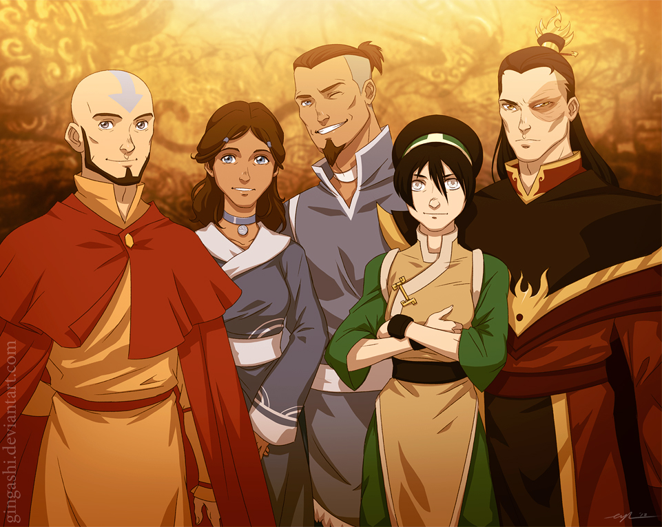 View Fullsize Avatar The Last Airbender Image