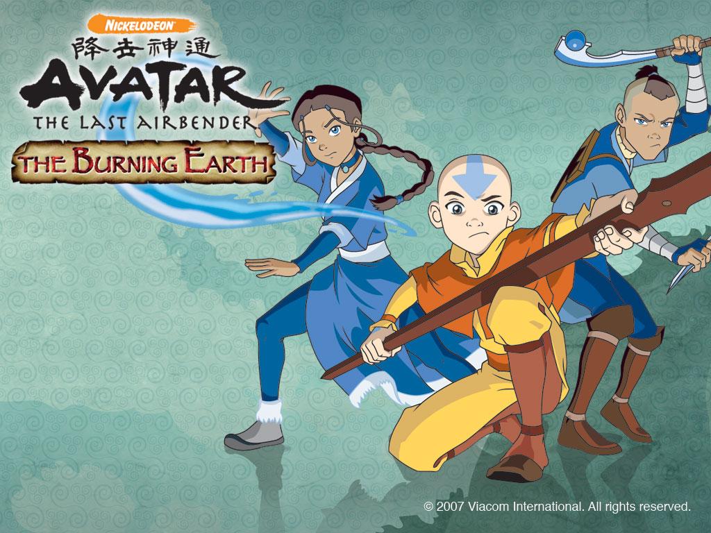 Tags Anime Avatar The Last Airbender Aang Sokka Katara