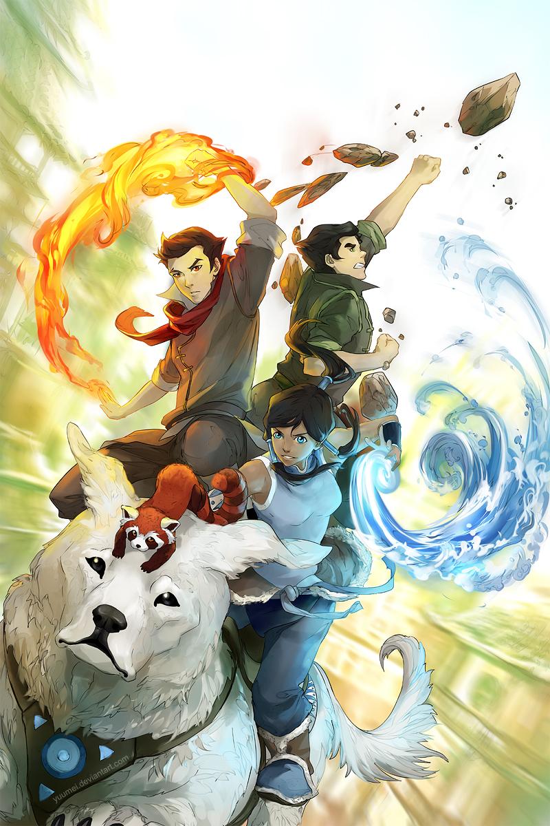 Avatar The Legend Of Korra Mobile Wallpaper 1108117 Zerochan