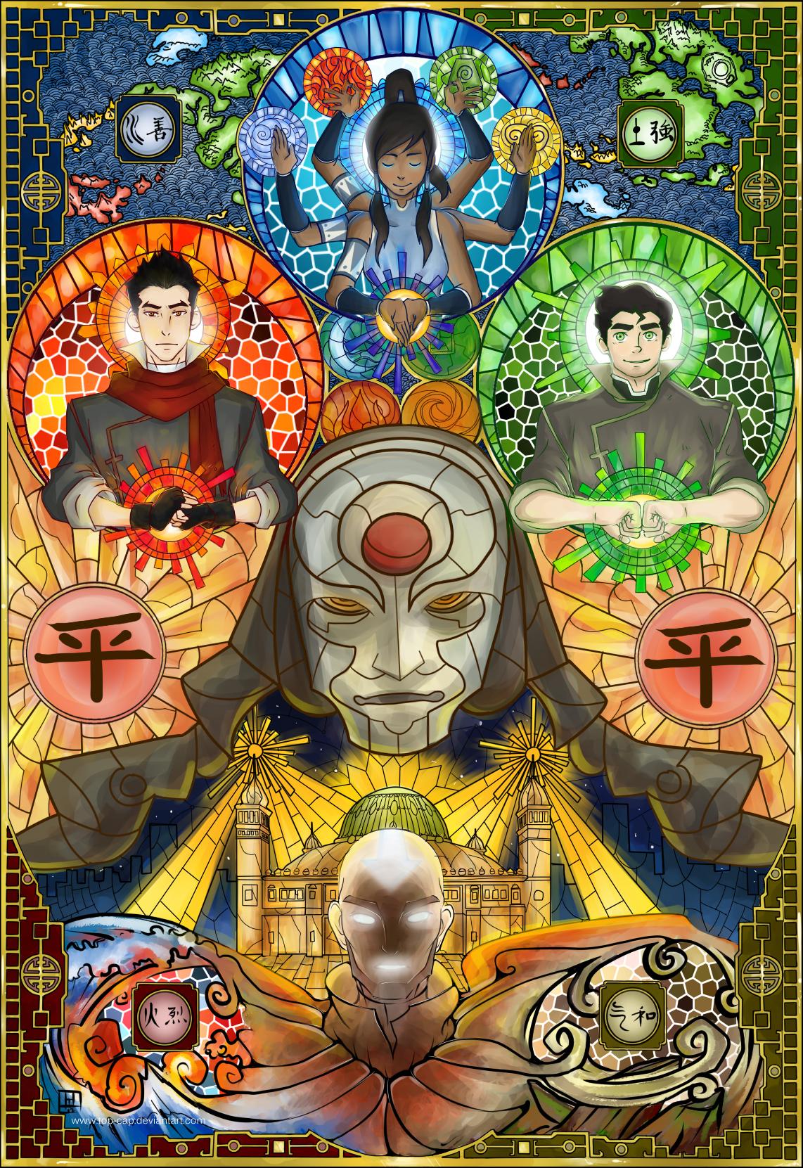 View Fullsize Avatar The Legend Of Korra Image