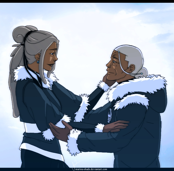 Avatar 3: Kya II (Avatar: The Legend Of Korra)