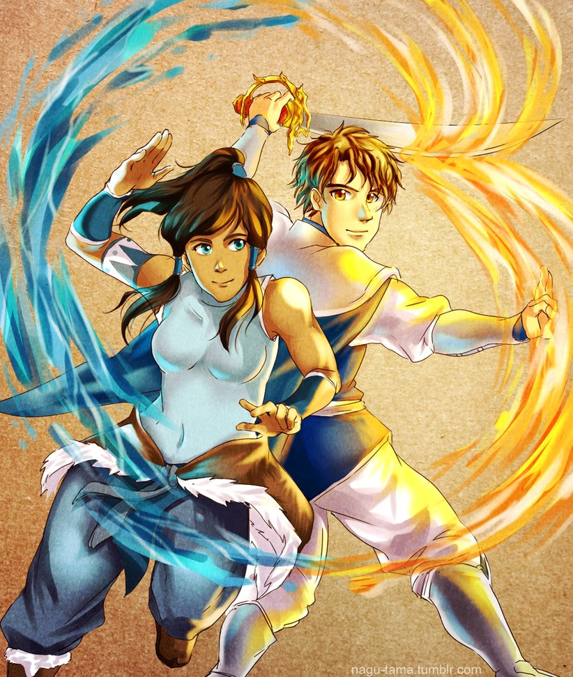 Avatar 3: Howl (Avatar: The Legend Of Korra)