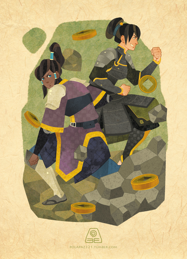 Toph bei fong by awesomeartist sop - 1 part 1