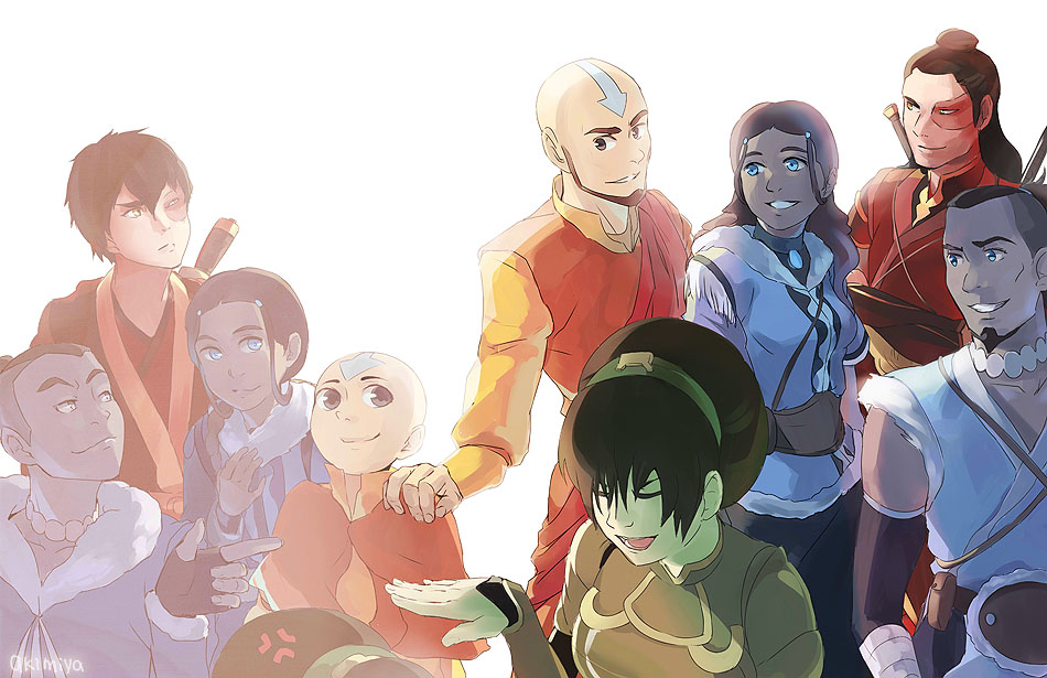 Something is. Avatar the last airbender fan characters opinion