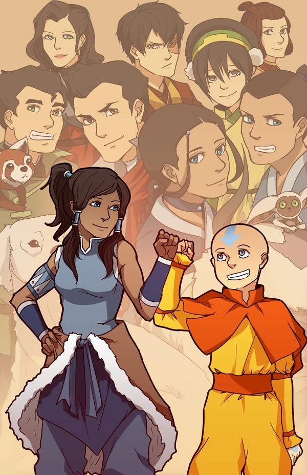 Avatar the last airbender avatar the legend of korra avatar film