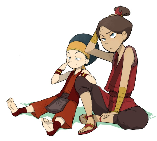 Something Aang e toph sexy image question