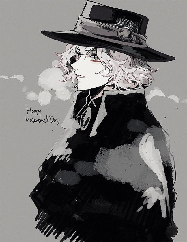 Tags: Anime, Pixiv Id 26729452, Fate/Grand Order, Avenger (Edmond Dantès)