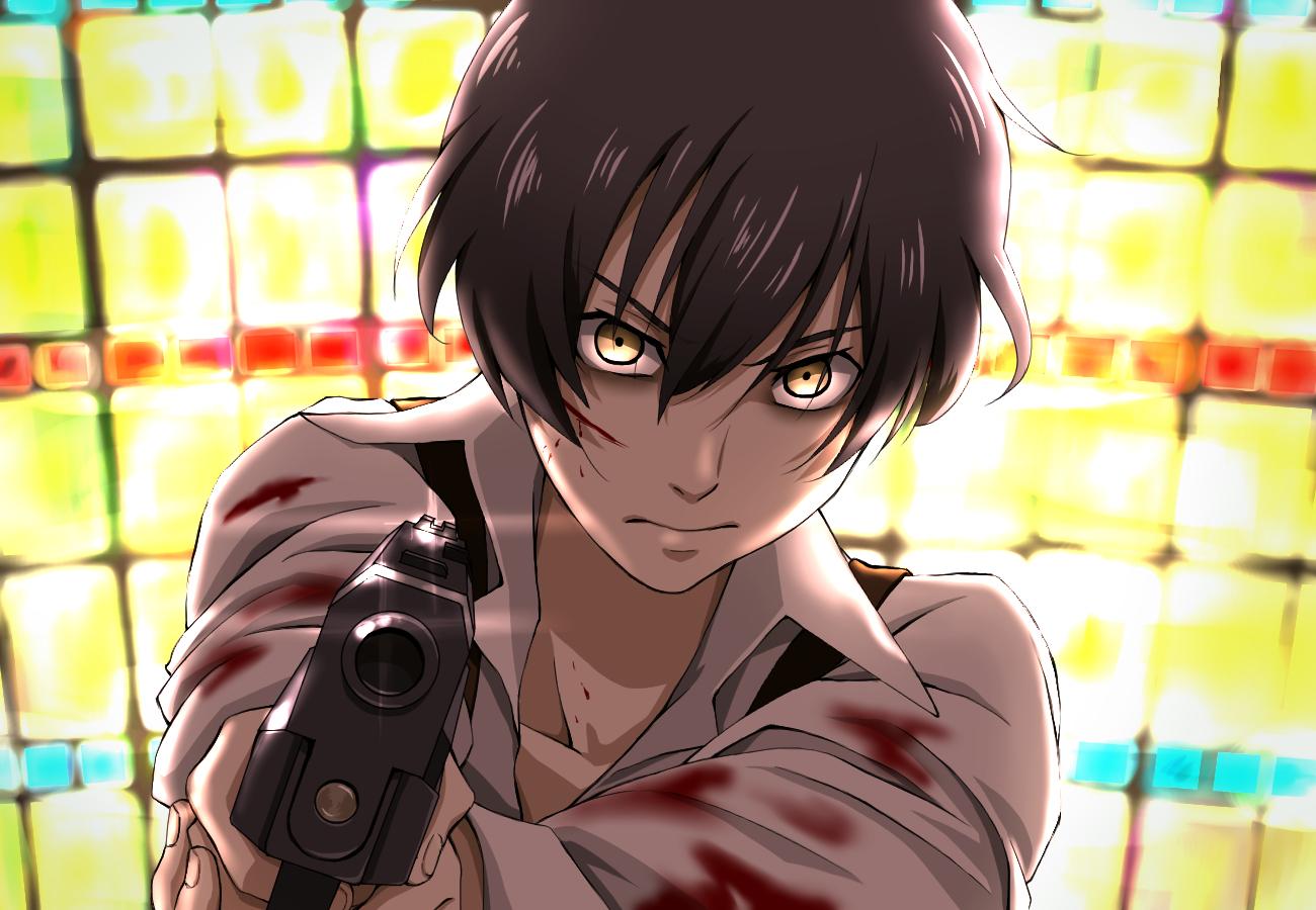 91 Days Zerochan Anime Image Board