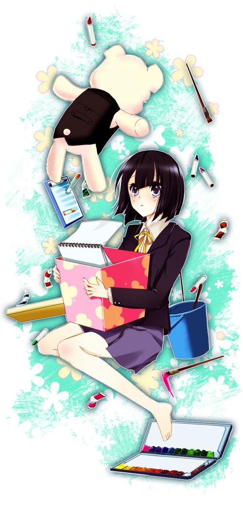 Tags: Anime, DURARARA!!, Awakusu Akane, Yakuza, Pixiv, Awakusu-kai