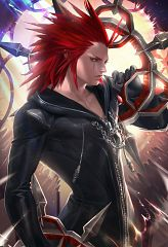 Axel (Kingdom Hearts)