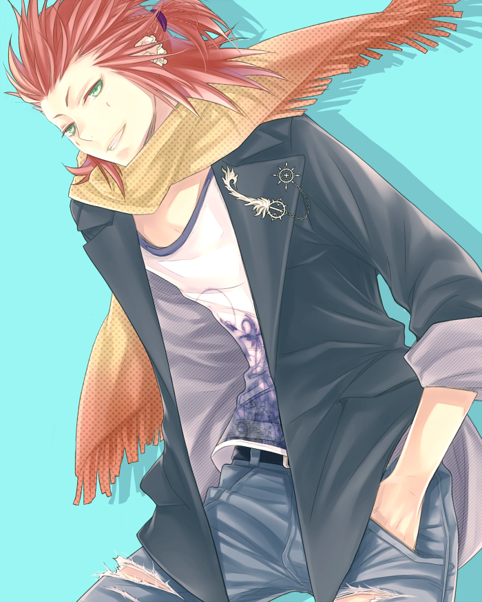 Axel Kingdom Hearts Zerochan Anime Image Board