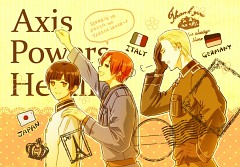 Axis Power Countries