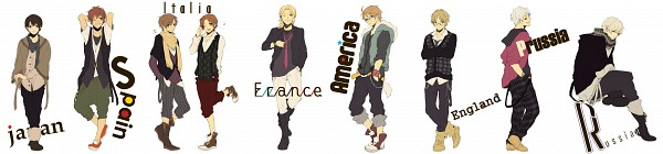 Tags: Anime, Candy, Watch, Axis Powers: Hetalia, Japan, France, Prussia