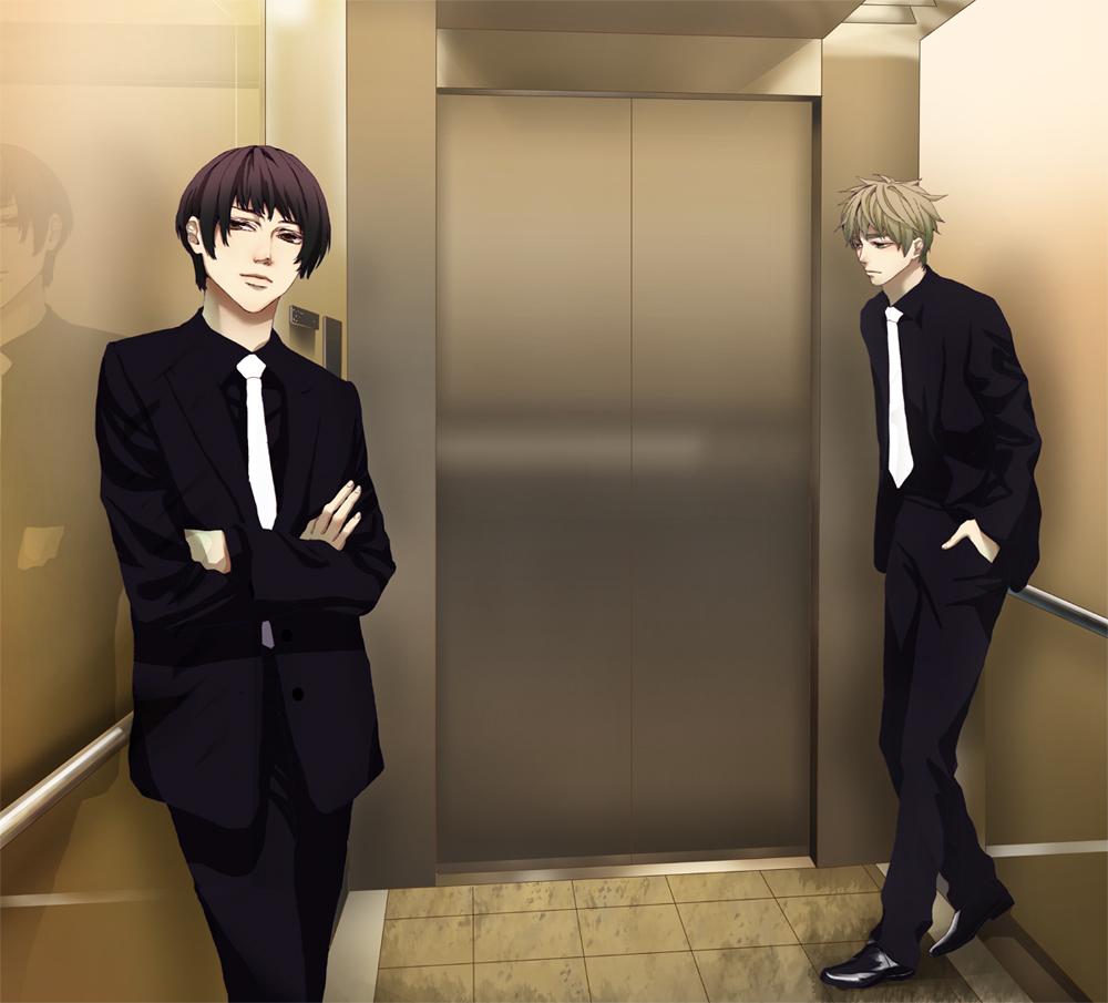 Аниме в лифте фото 575-747