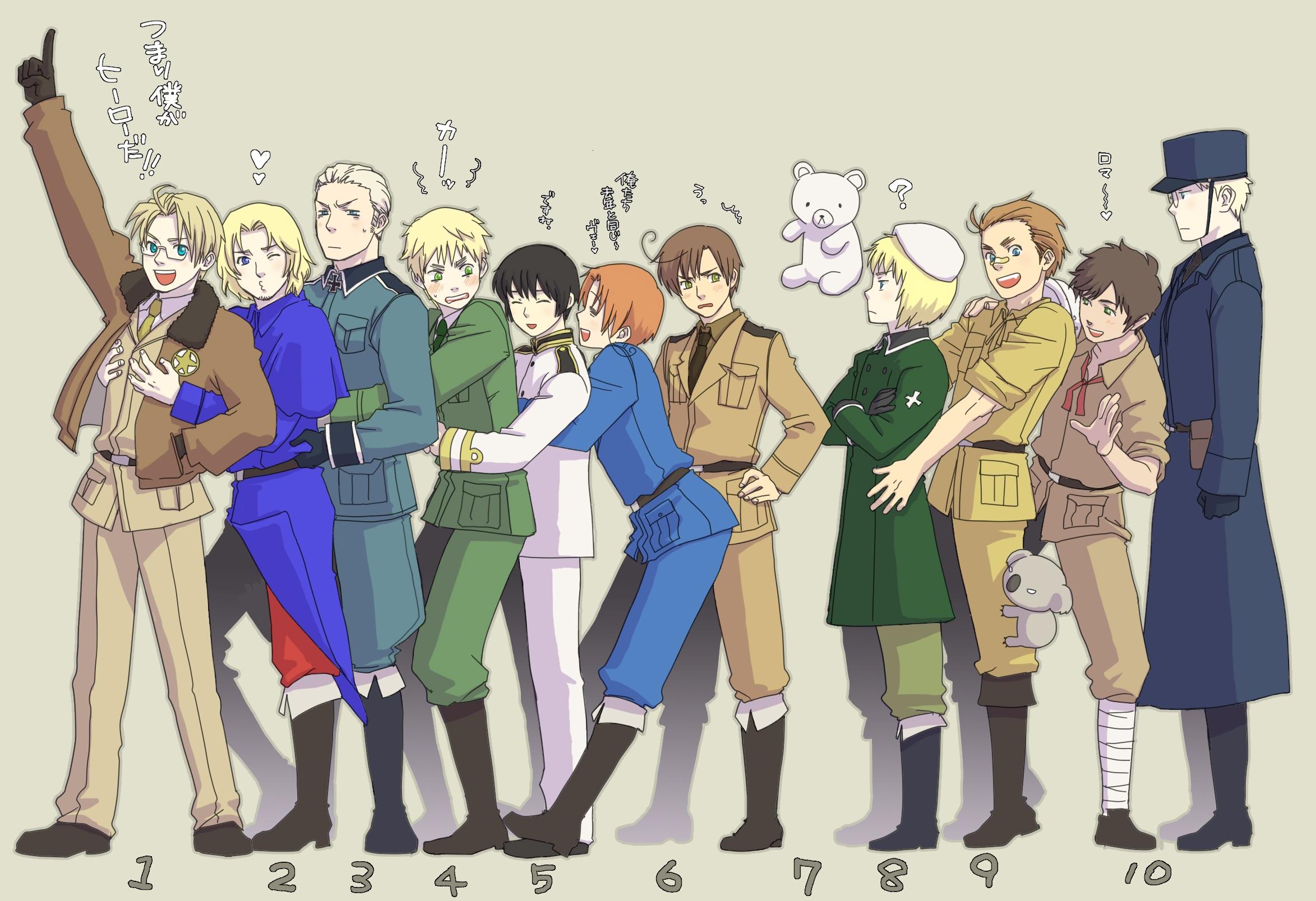 Axis Powers: Hetalia Image #1177546 - Zerochan Anime Image Board
