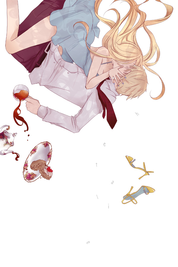 Tags: Anime, Baachan, Axis Powers: Hetalia, France (Female), United Kingdom, Footwear Off, Yellow Footwear, Nyotalia, Mobile Wallpaper, Allied Forces