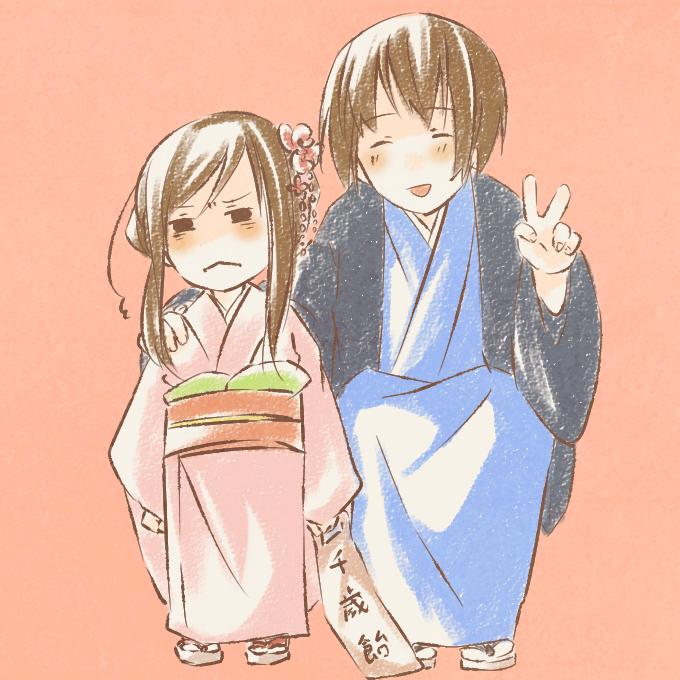 Tags: Anime, Kamitsuki, Axis Powers: Hetalia, Japan, Taiwan, Fanart From Pixiv, Fanart, Pixiv