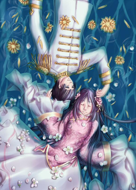 Tags: Anime, Xiao Jing, Axis Powers: Hetalia, Japan, Taiwan