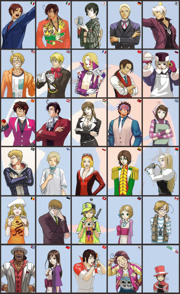 Powers hetalia hungary spain liechtenstein north italy belgium