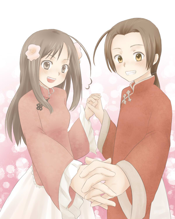 Tags: Anime, Suzumiya Harubin, Axis Powers: Hetalia, China, Taiwan, Asian Countries