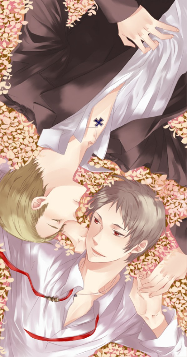 Tags: Anime, Axis Powers: Hetalia, Germany, Prussia, Artist Request