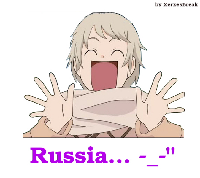 Tags: Anime, Axis Powers: Hetalia, Russia, Artist Request, Allied Forces