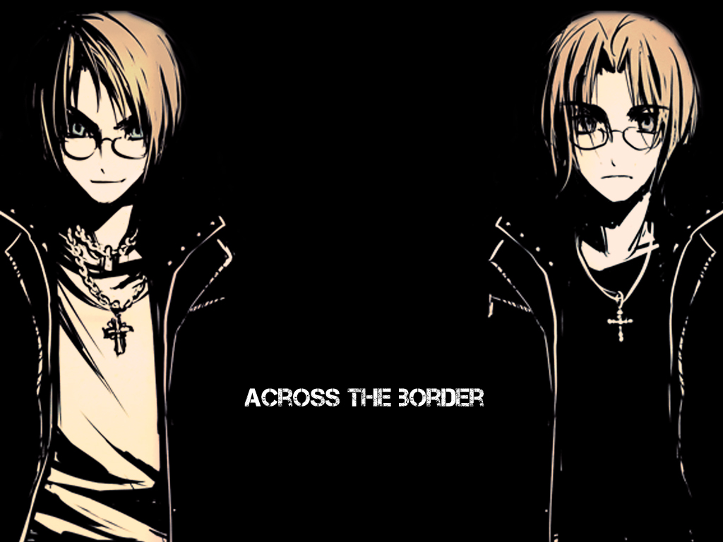 Tags: Wallpaper, Axis Powers: Hetalia, United States, Canada, Allied Forces