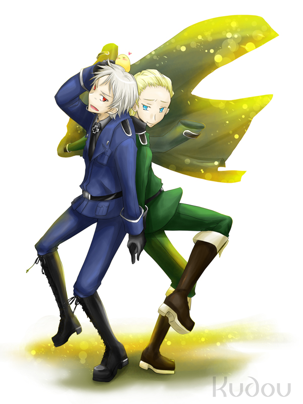 Tags: Anime, Pixiv Id 787857, Axis Powers: Hetalia, Prussia, Germany, Axis Power Countries