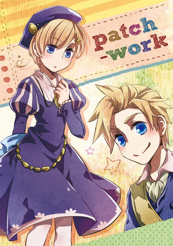 Tags: Anime, Axis Powers: Hetalia, Denmark, Norway, Tunic, Mobile Wallpaper