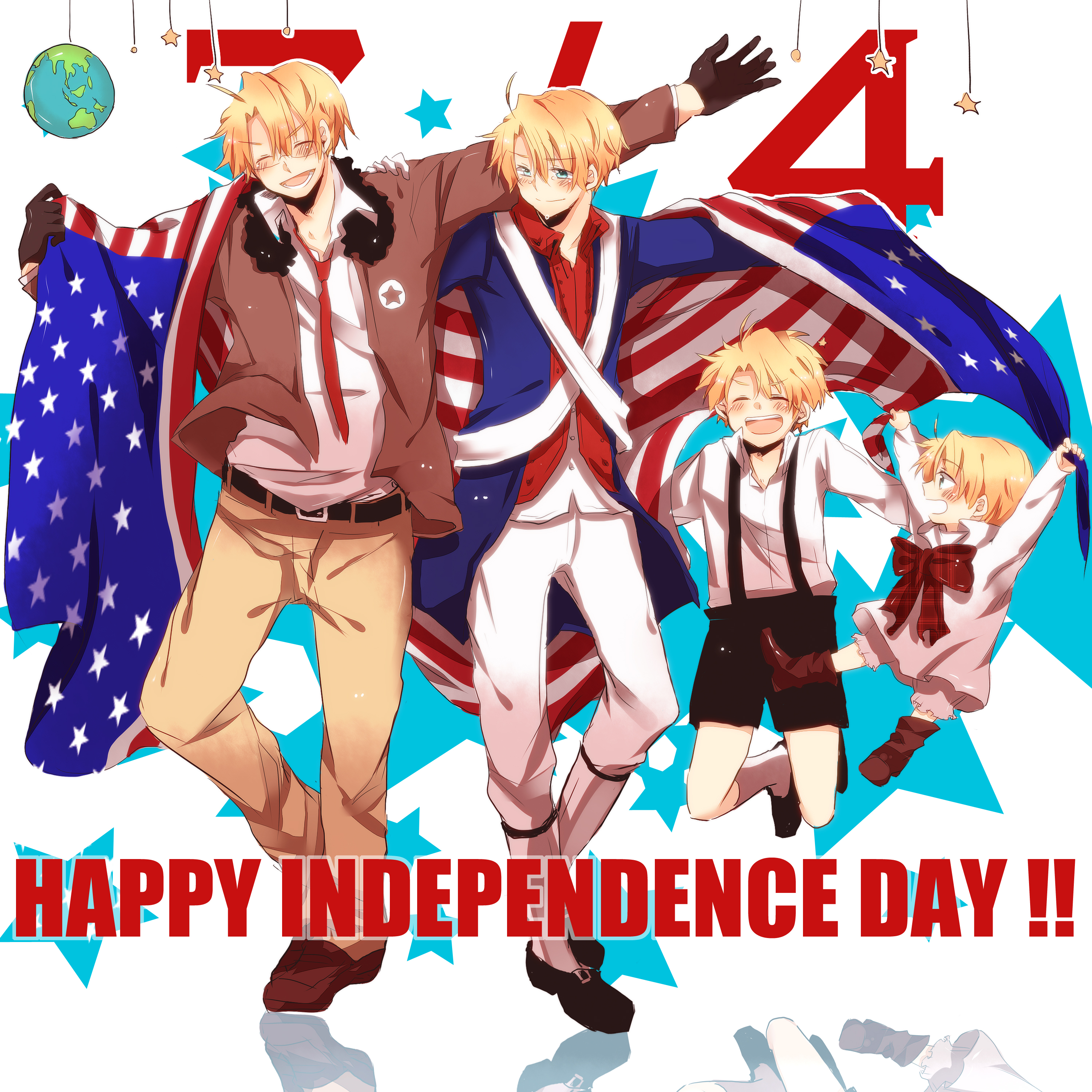 Independence Day: Zerochan Anime Image Board