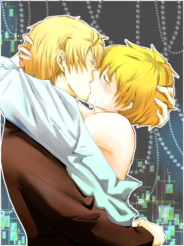 Liss United Kingdom  city pictures gallery : ... : Hetalia, United Kingdom, United States, 3:4 Ratio, Kiss On The Lips