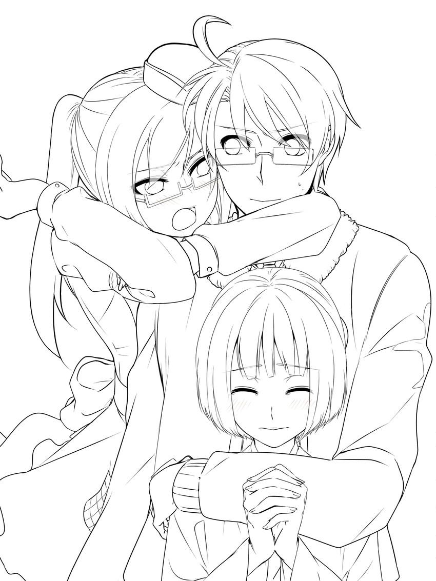 Zerochan Lineart : Line art zerochan anime image board