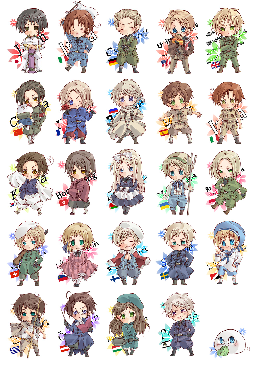 Anime Characters Powers : Axis powers hetalia mobile wallpaper zerochan