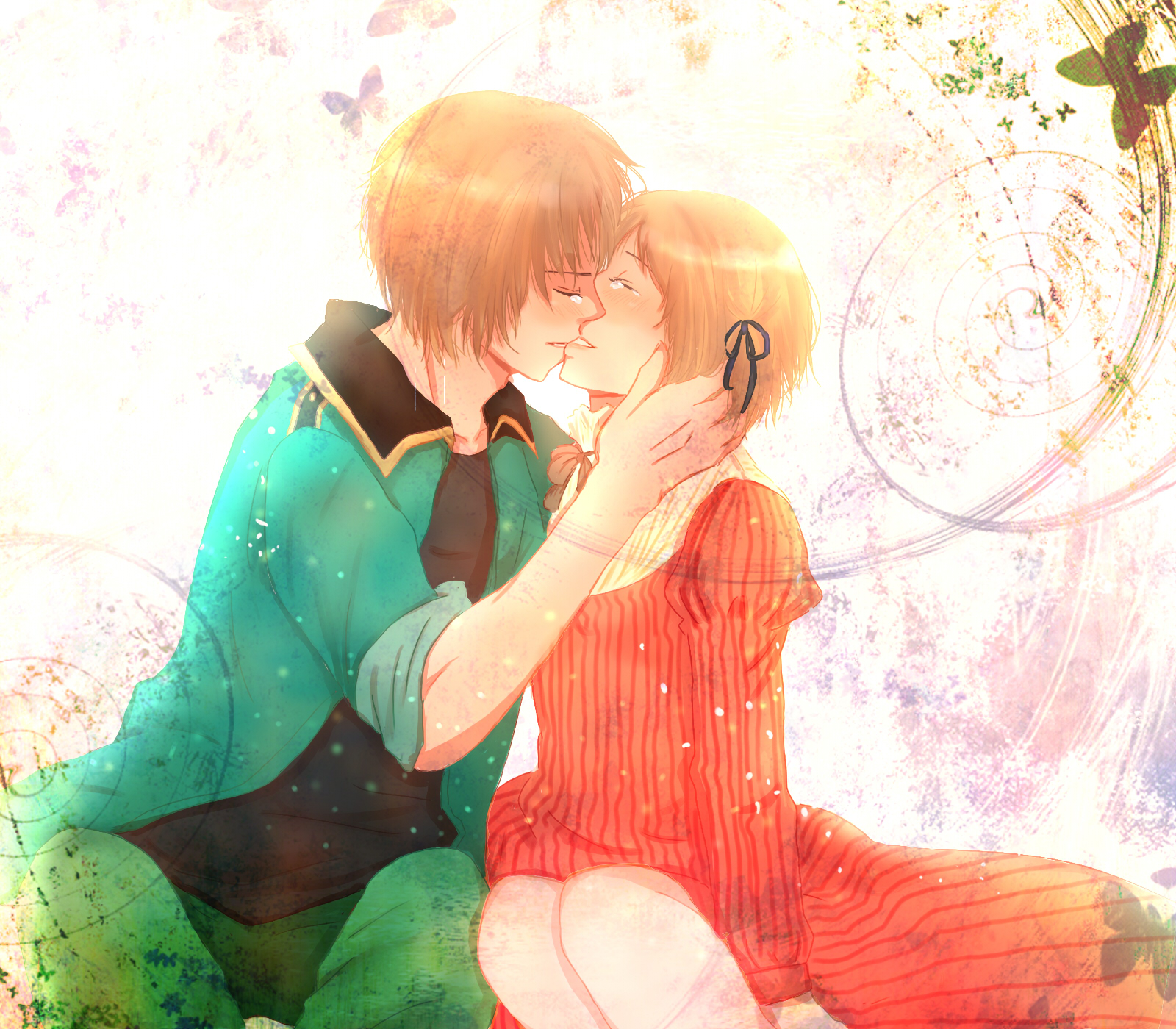 к чему снится что я целуюсь с знакомым парнем