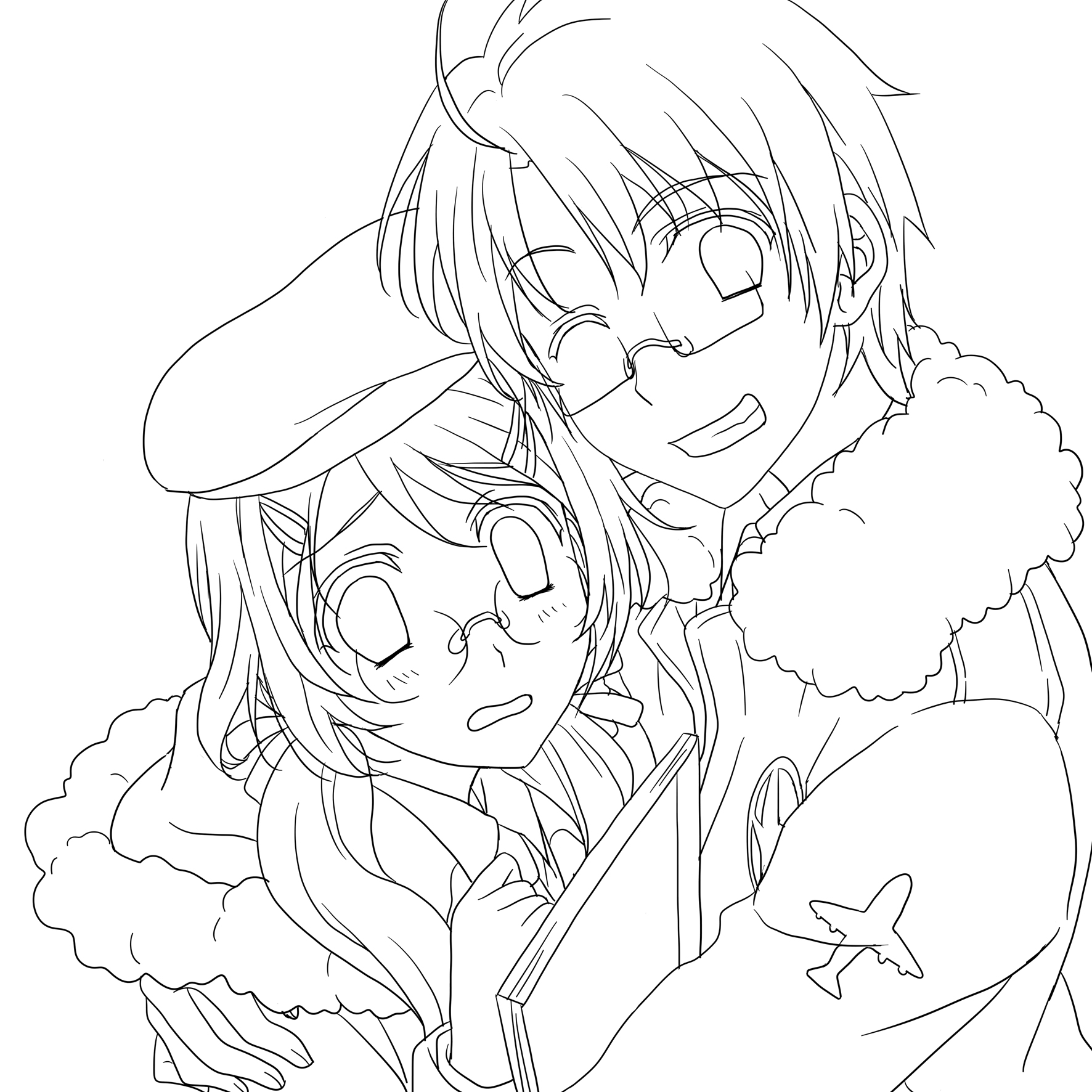 anime hetalia coloring pages - photo#4