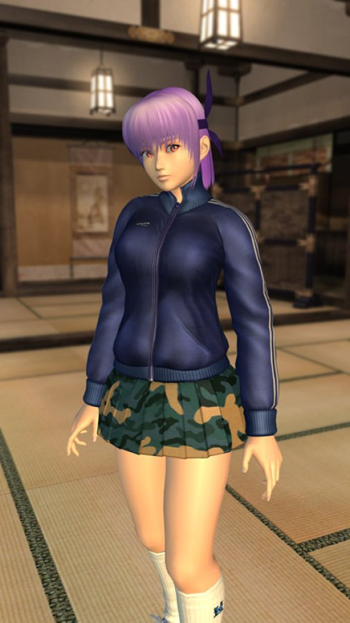 Tags: Anime, Dead or Alive, Ayane (Dead or Alive), Artist Request