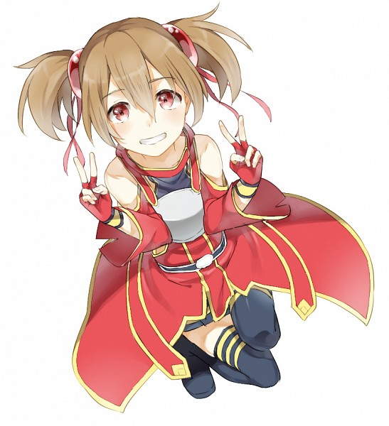 Tags: Anime, Pixiv Id 2136373, Sword Art Online, Ayano Keiko, Thigh Boots